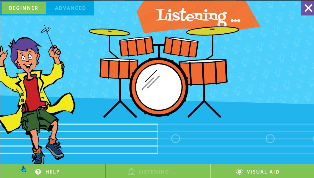 Match The Rhythm music game online