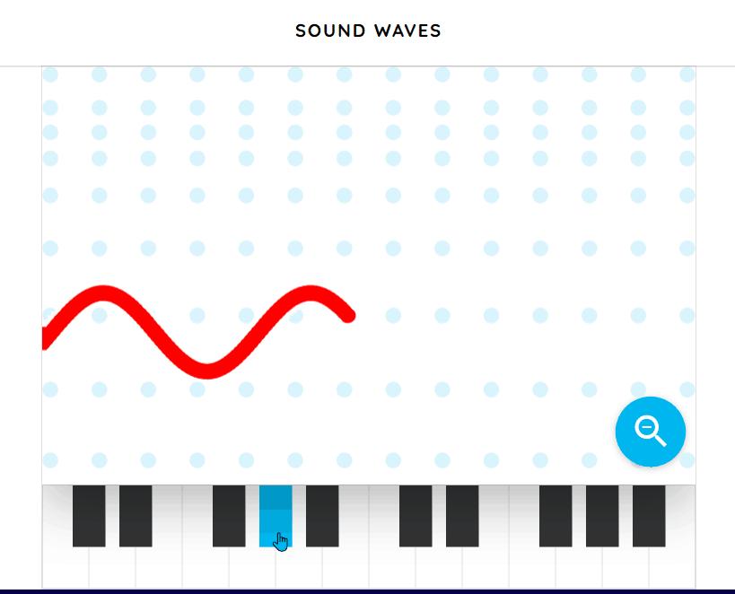 Sound Waves music game online