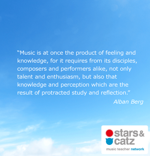 Alban Berg Music Quote Image
