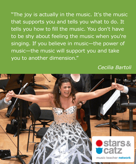 Cecilia Bartoli Music Quote 2 Image