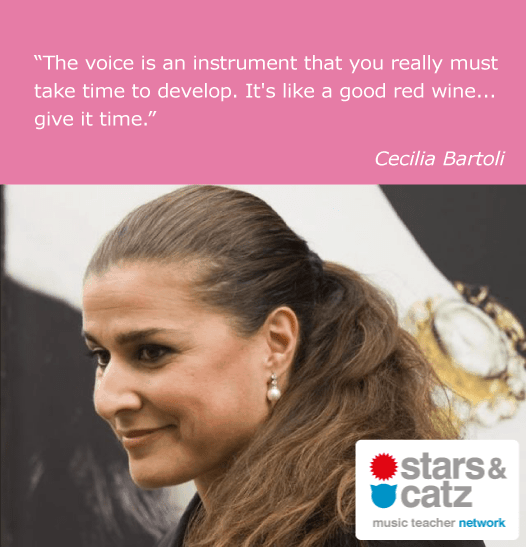 Cecilia Bartoli Music Quote 3 Image