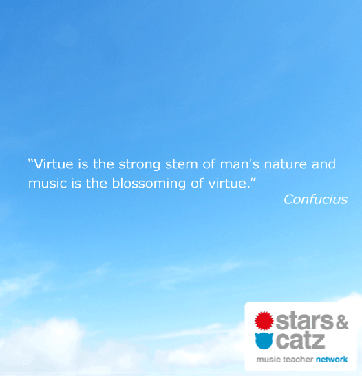 Confucius Music Quote 2 Image