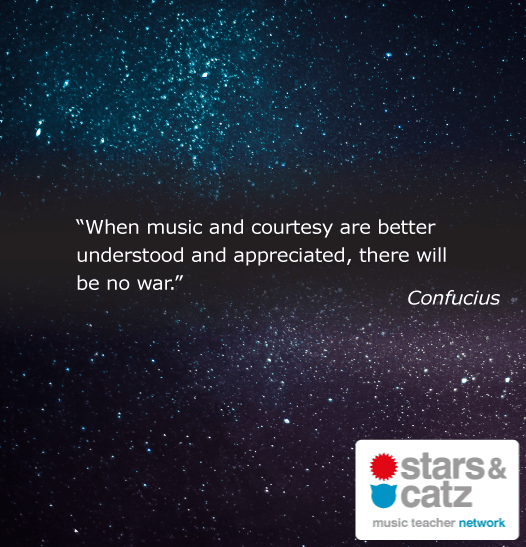 Confucius Music Quote