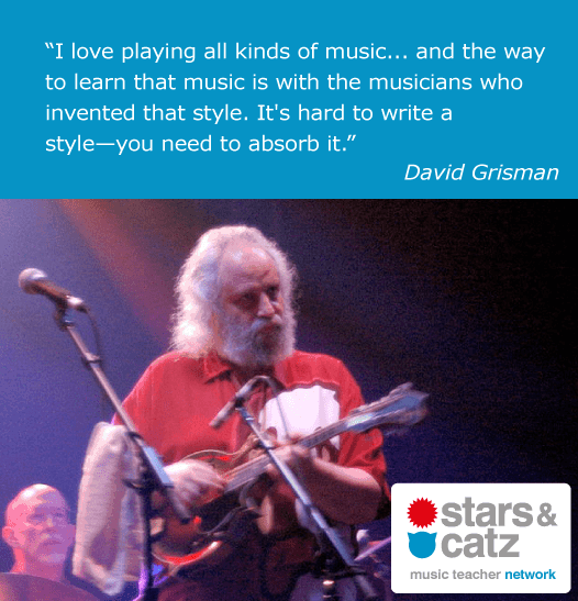 David Grisman Music Quote
