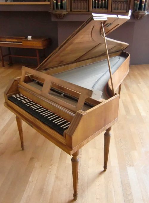 Fortepiano by Stein