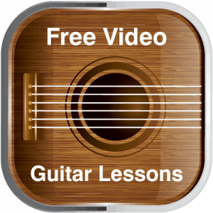 Free online video guitar lessons for beginners - banner
