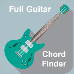 guitar chord finder free
