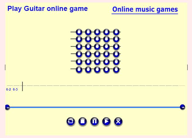 Guitar machine online game