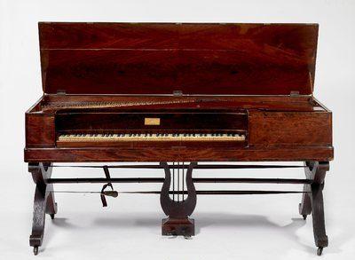 Jean Baptiste Louis Boisselot piano