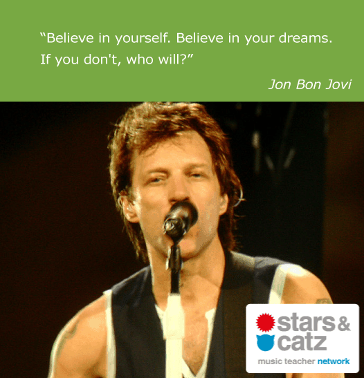 Jon Bon Jovi Music Quote 3