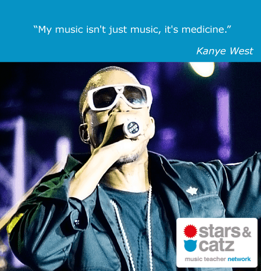 Kanye West Music Quote