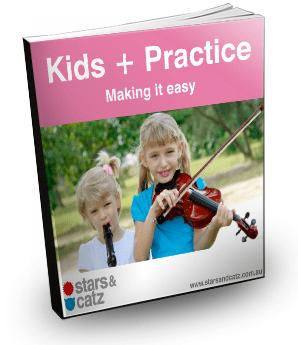 Kids + Practice: Making It Easy (free eBook) Image