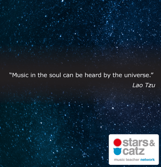Loa Tzu Music Quote