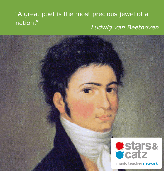 Ludwig Van Beethoven Music Quote