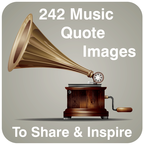 music quote images