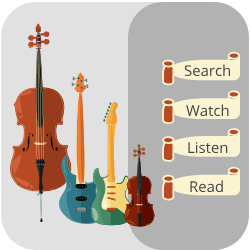 Music Research Engine Banner