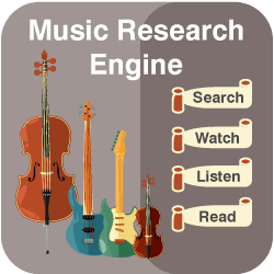 music research engine
