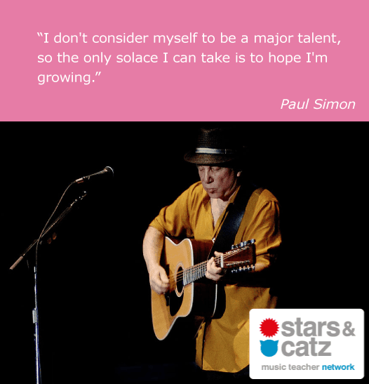 Paul Simon Music Quote 4