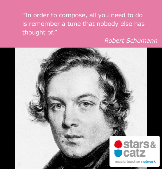 Robert Schumann Music Quote 2 Image