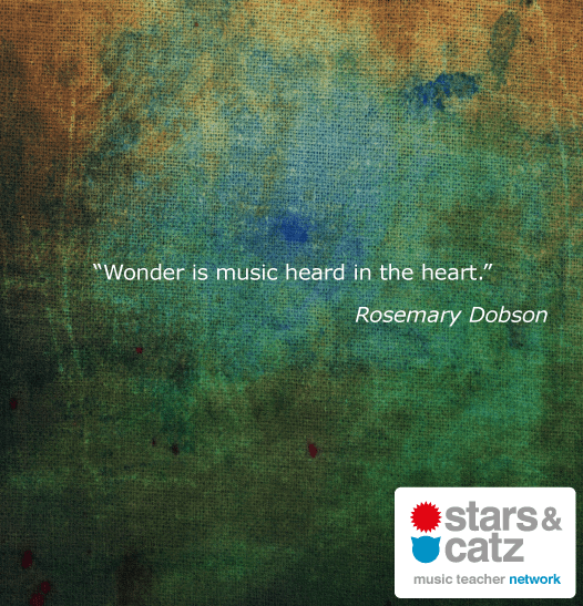 Rosemary Dobson Music Quote Image