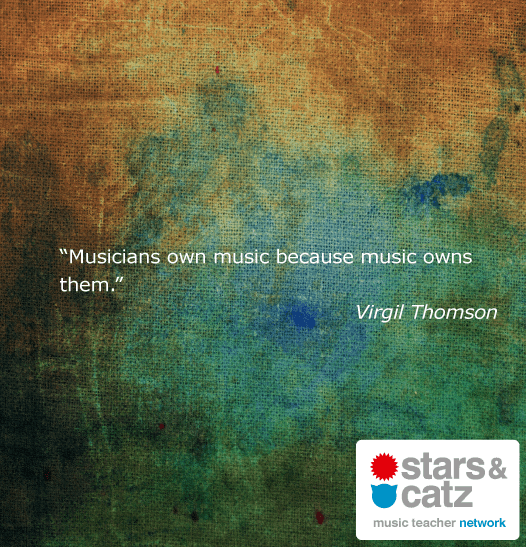 Virgil Thomson Music Quote 2 Image