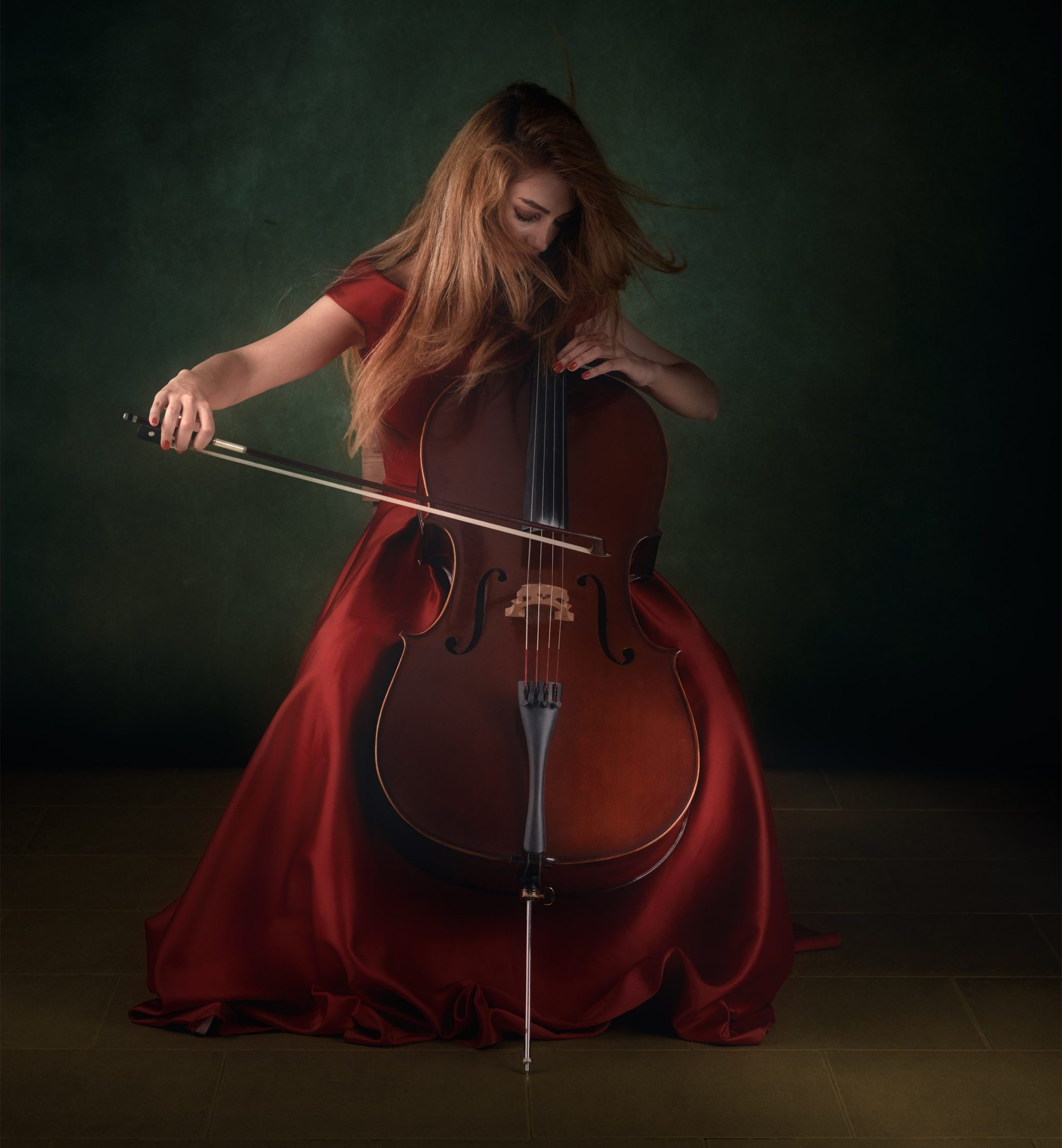 Artistic cello