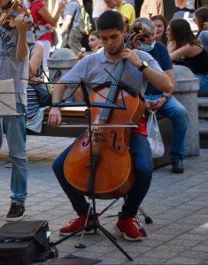 cello floor stop