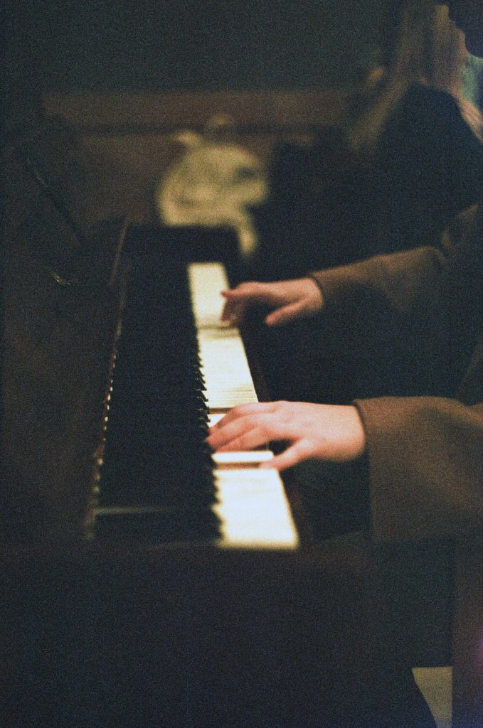 Common piano mistakes: only playing in C major