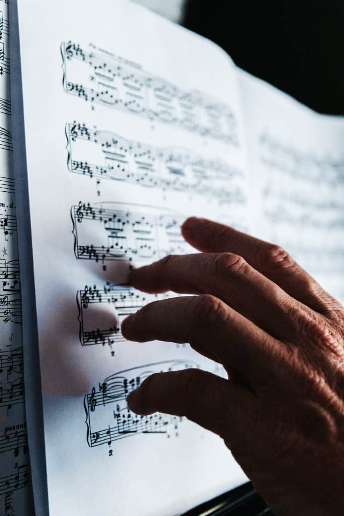Common piano mistakes: skipping the detail of the music