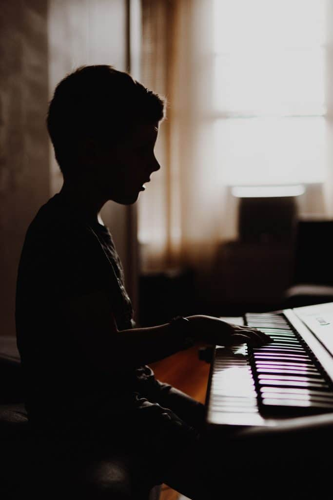 Common piano mistakes: practising a piece that's too hard