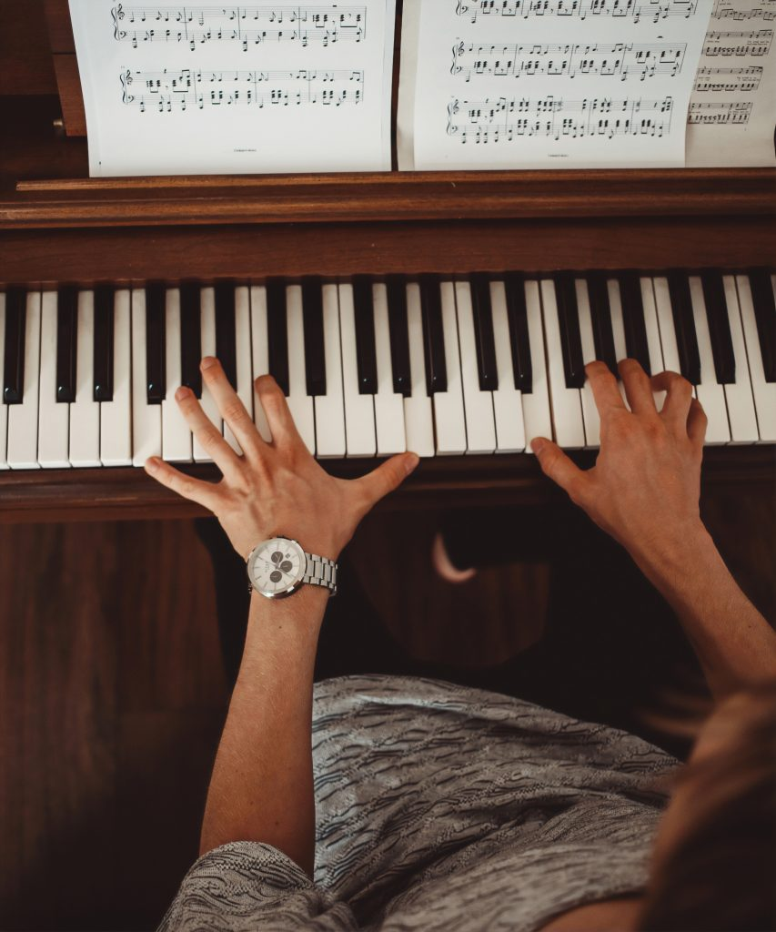 Common piano mistakes: playing too quickly