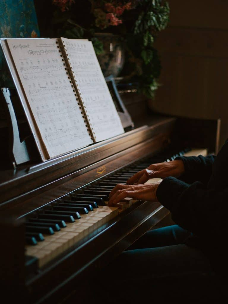 Common piano mistakes: always starting from the beginning