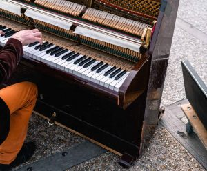Common piano mistakes: too much use of pedal