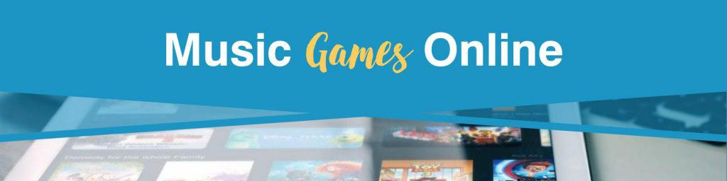 Music games online and how to make the games work with Flash