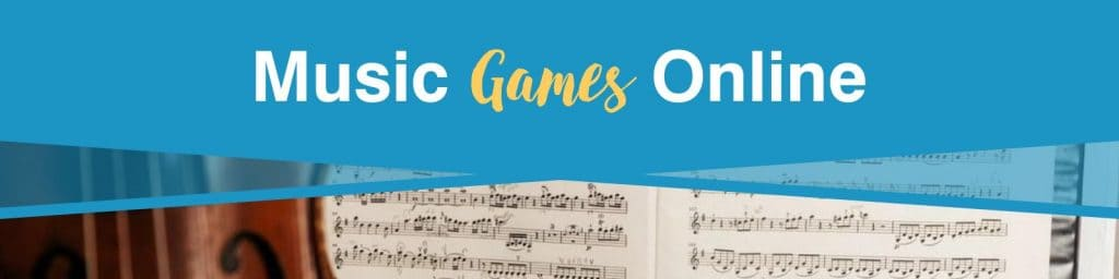 Extra music games online