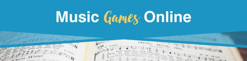Music games online that help in learning musical notation