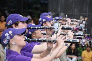 clarinet group