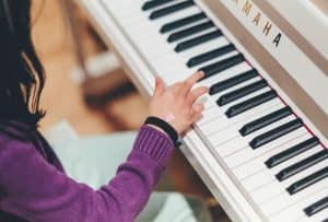 Piano tip for beginners: learn scales